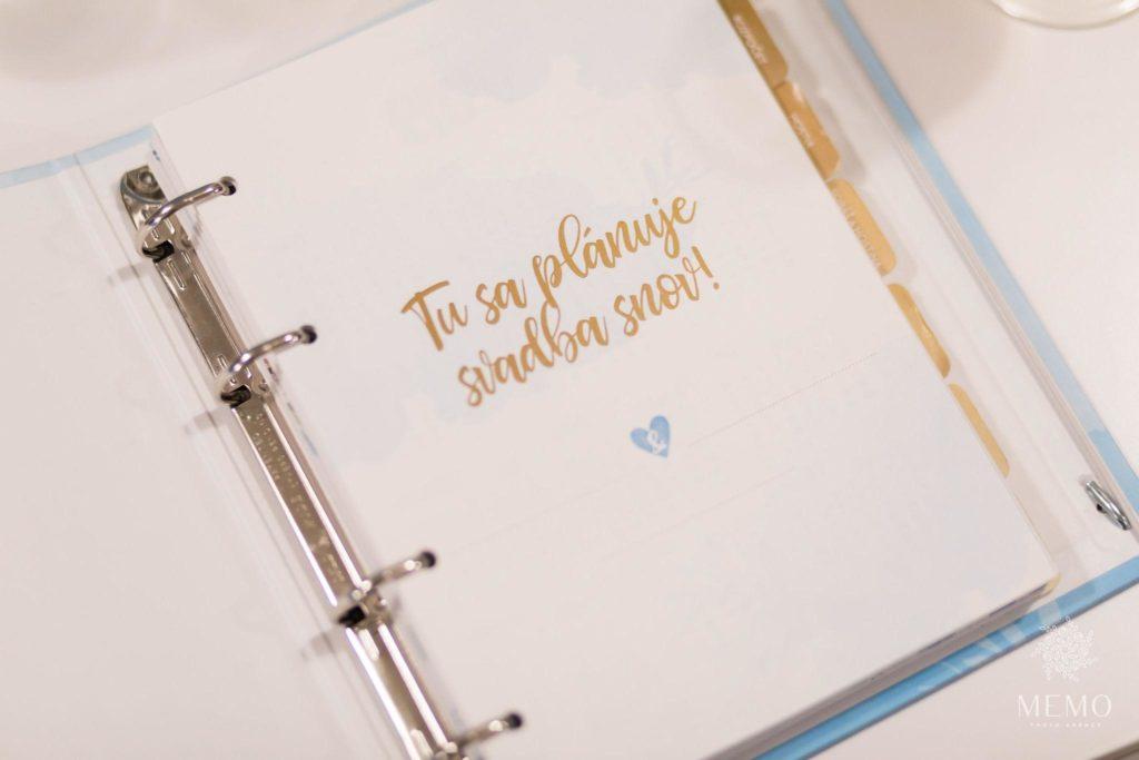 Svadobny planovac Plan B